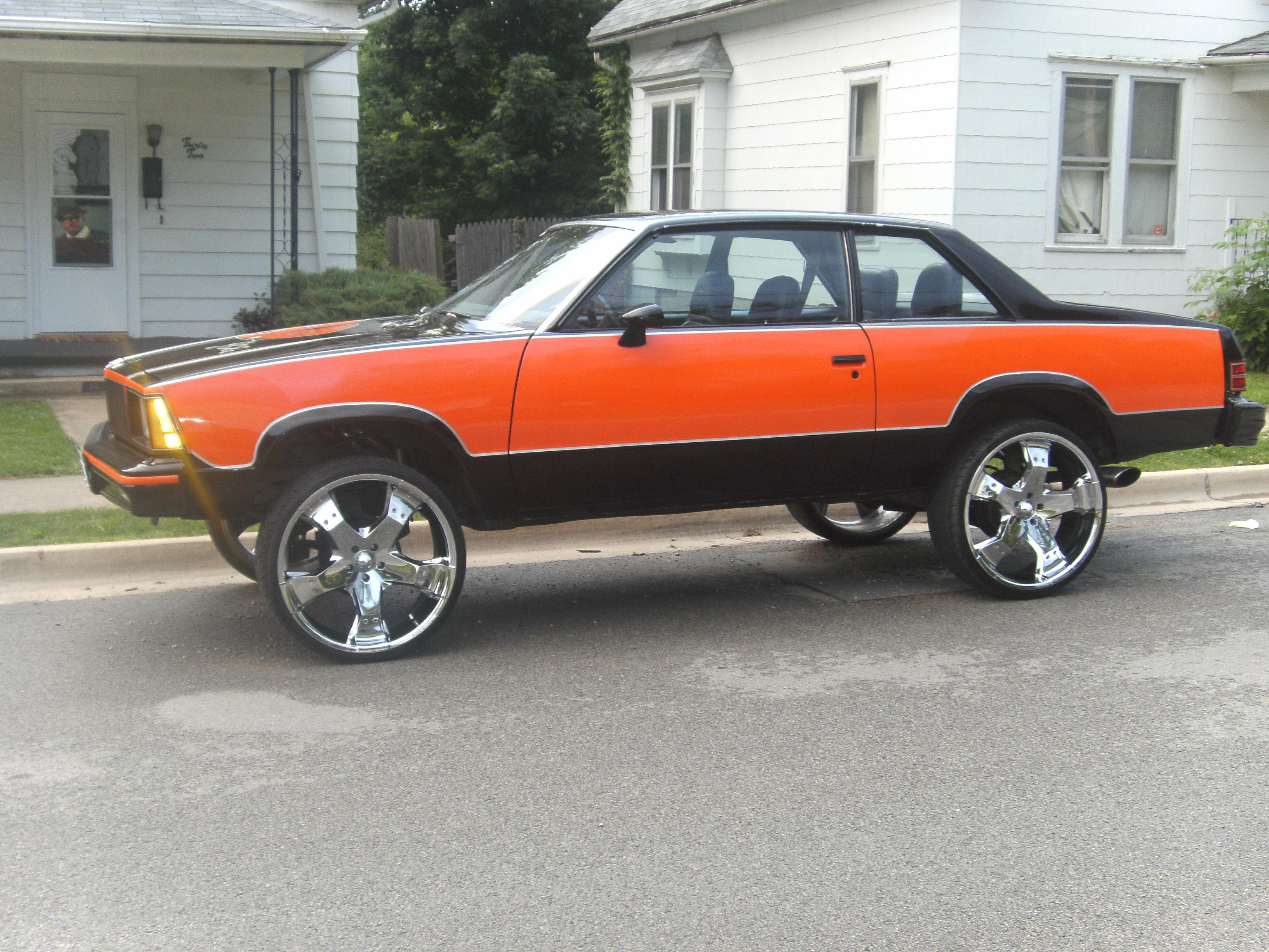Another coollyme2 1980 Chevrolet Malibu post... - 14207498