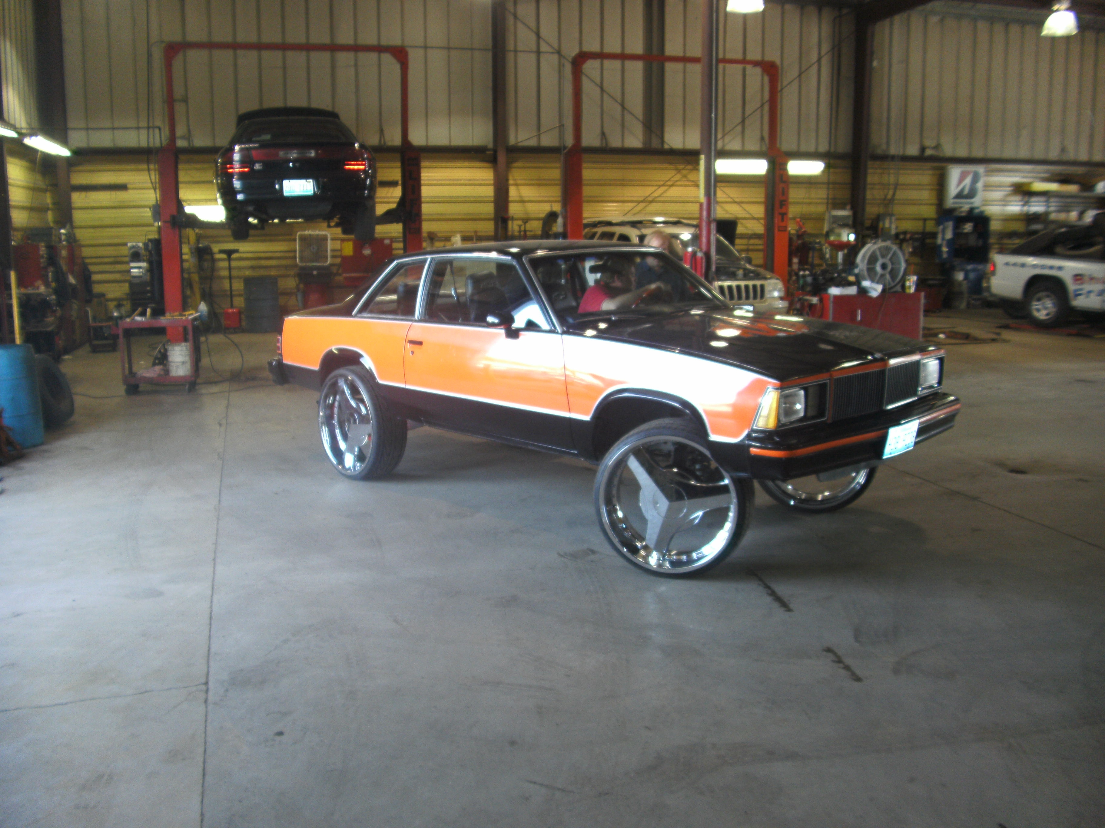 Another coollyme2 1980 Chevrolet Malibu post... - 14207503