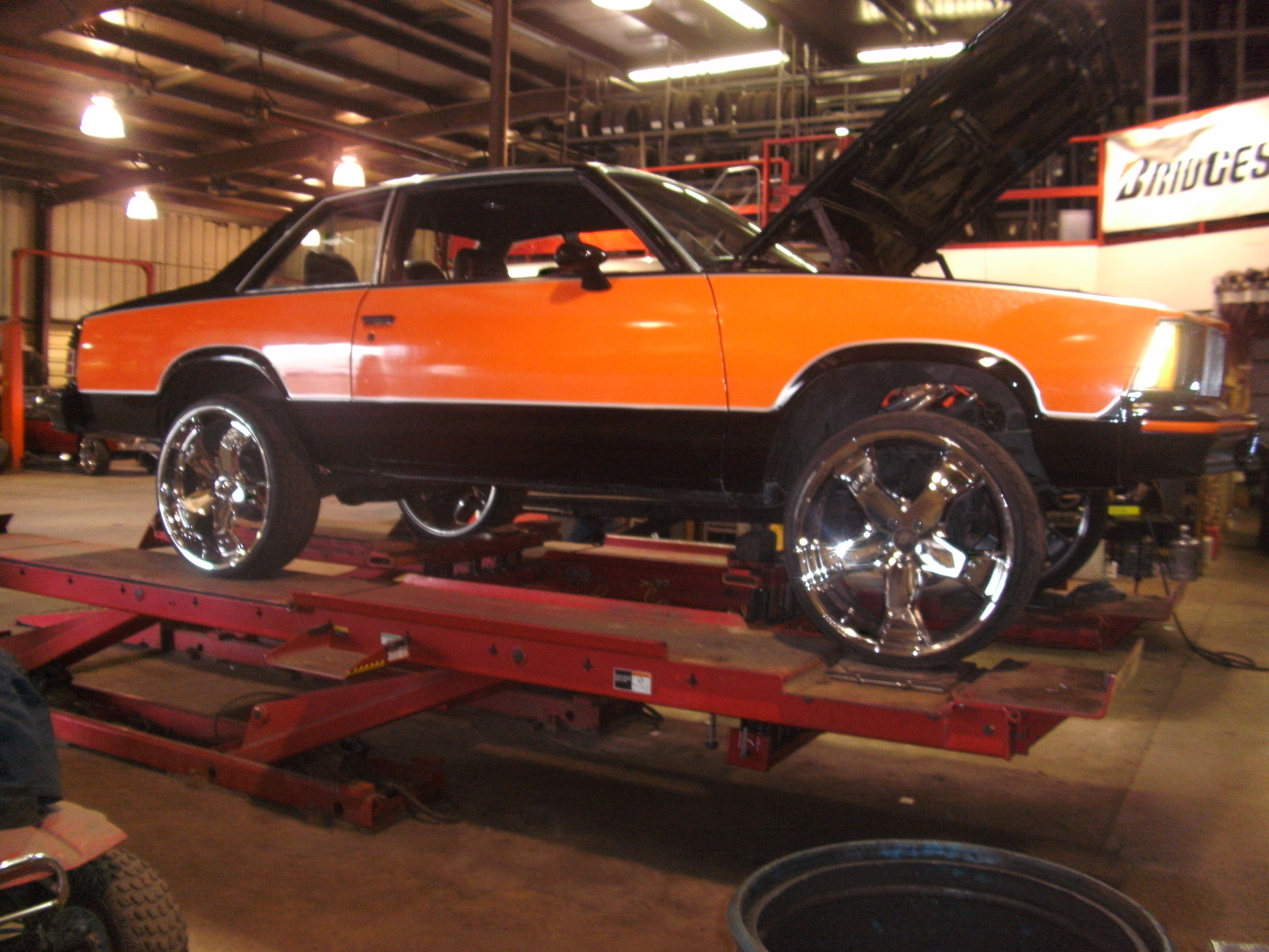 Another coollyme2 1980 Chevrolet Malibu post... - 14207505