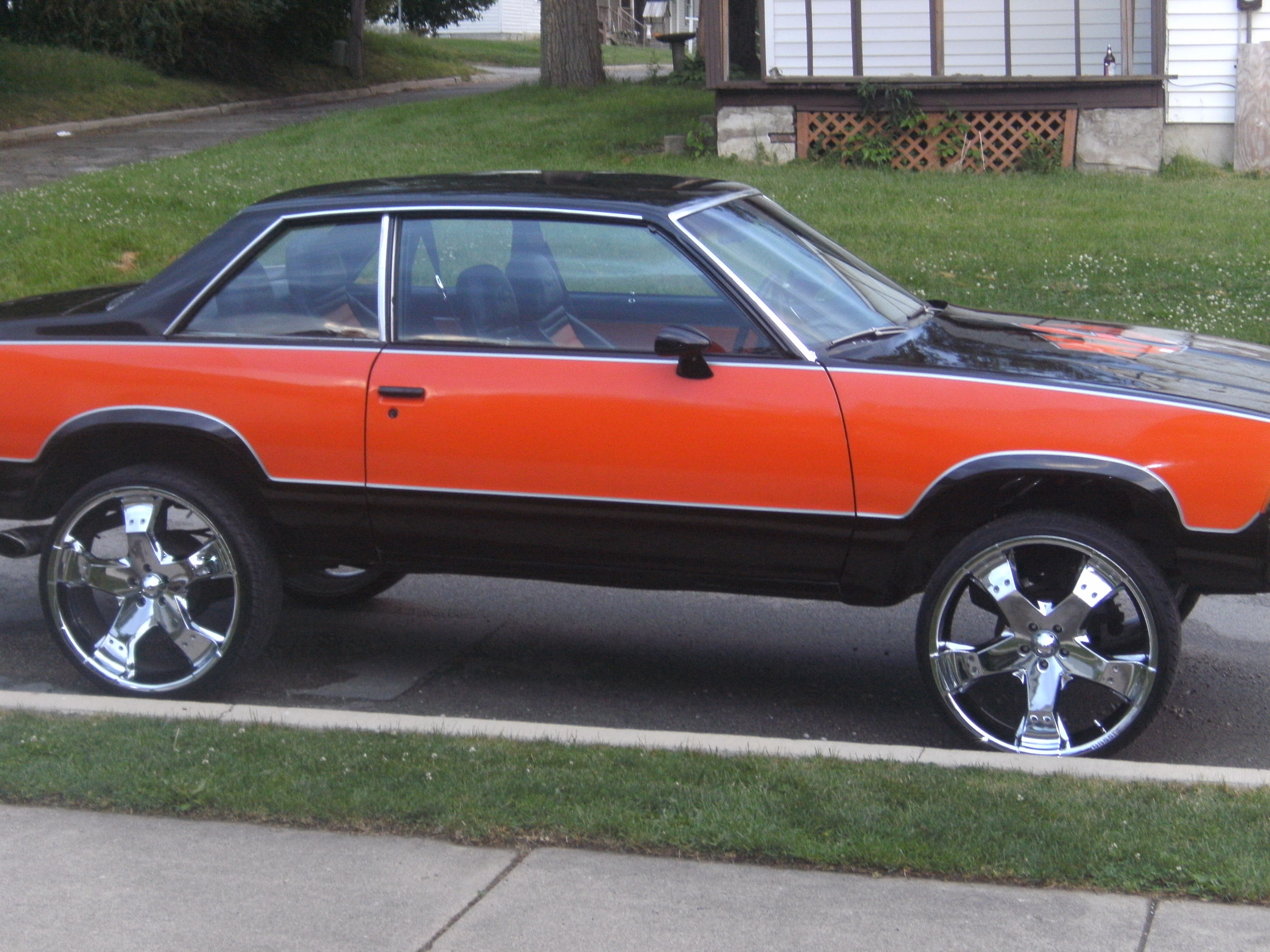 Another coollyme2 1980 Chevrolet Malibu post... - 14207512