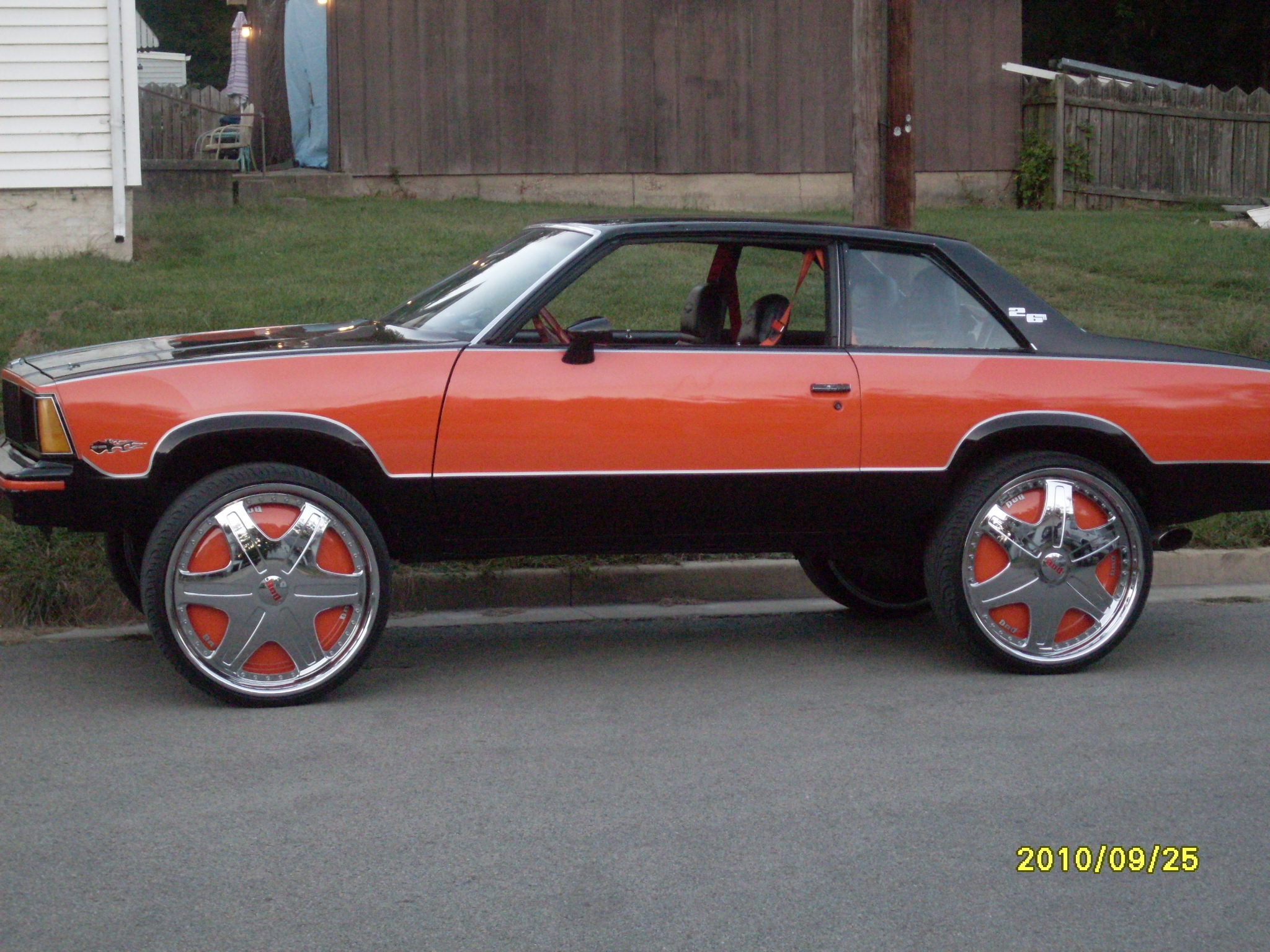 Another coollyme2 1980 Chevrolet Malibu post... - 14207522