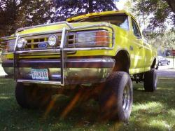 MNfordF150s 1988 Ford F150 Regular Cab