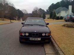 SovietTunings 1992 BMW 5 Series