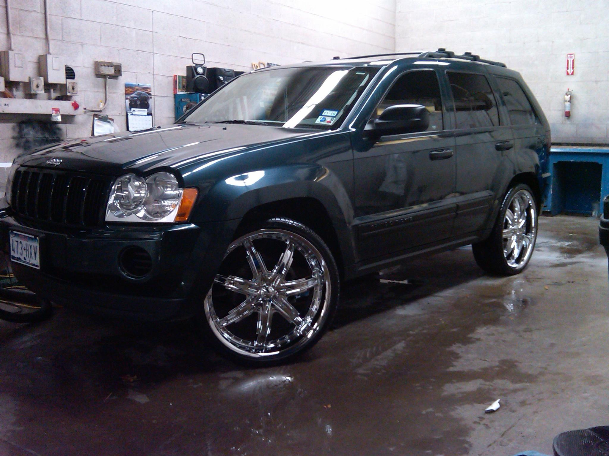 Another kyleporras 2005 Jeep Grand Cherokee post... - 14207844