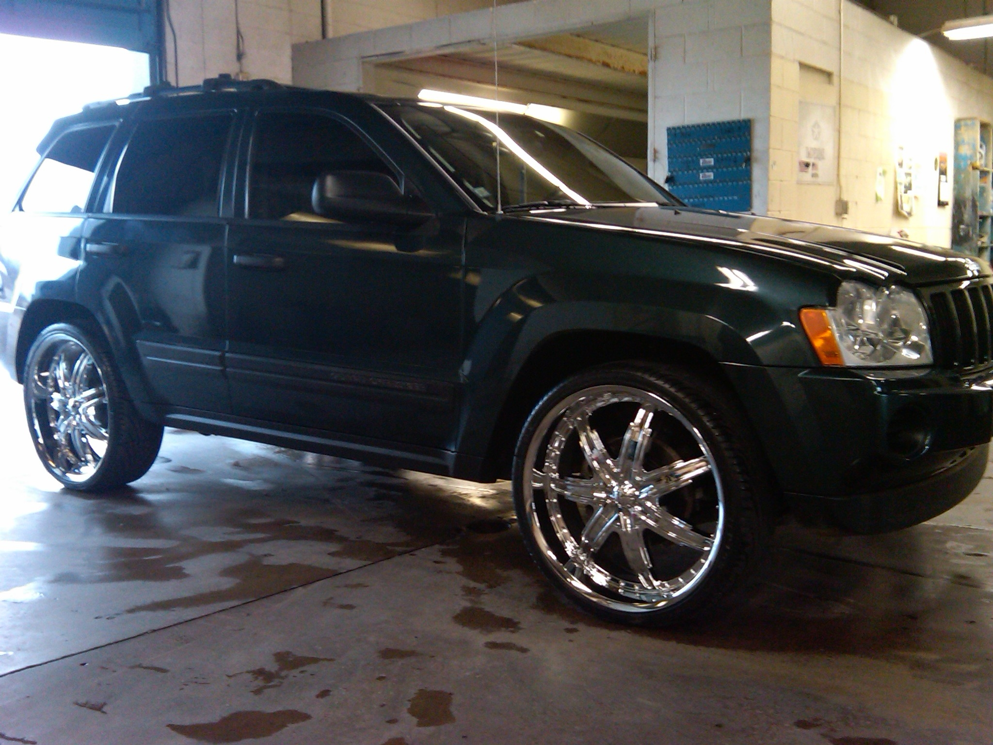 Another kyleporras 2005 Jeep Grand Cherokee post... - 14207845
