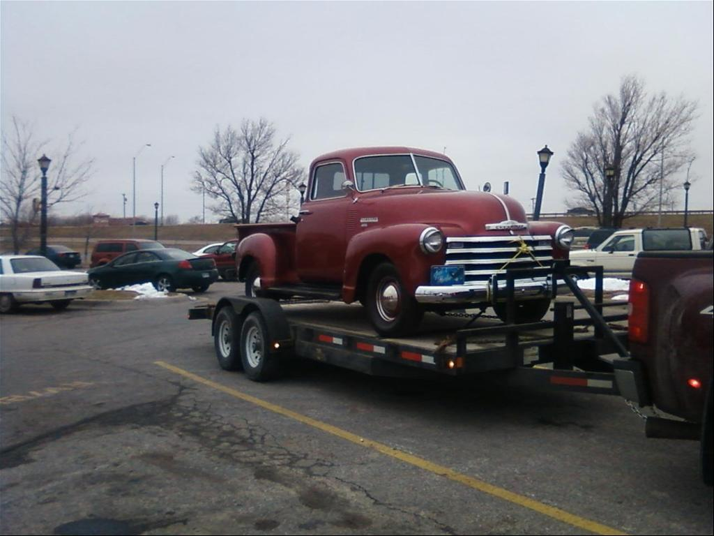 nivsmontess's 1949 Chevrolet C/K Pick-Up