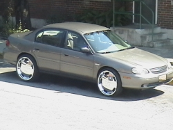 mountedups 2001 Chevrolet Malibu