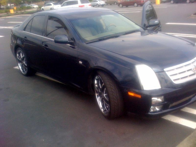 he3nice 2005 Cadillac STS