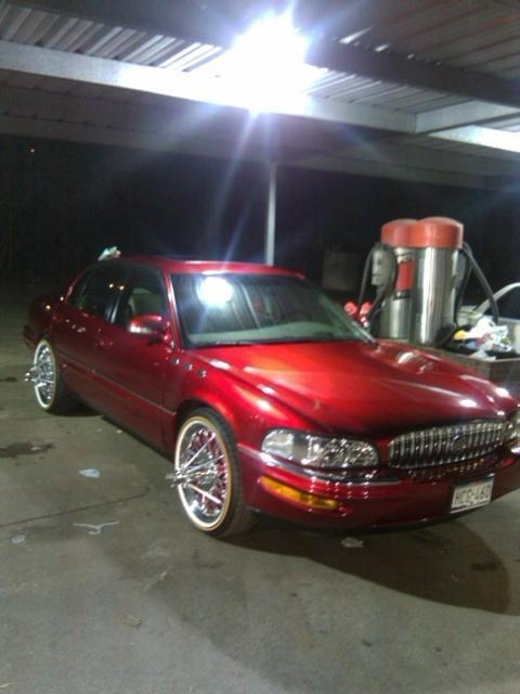 stephon713 2001 Buick Park Avenue Specs, Photos ...