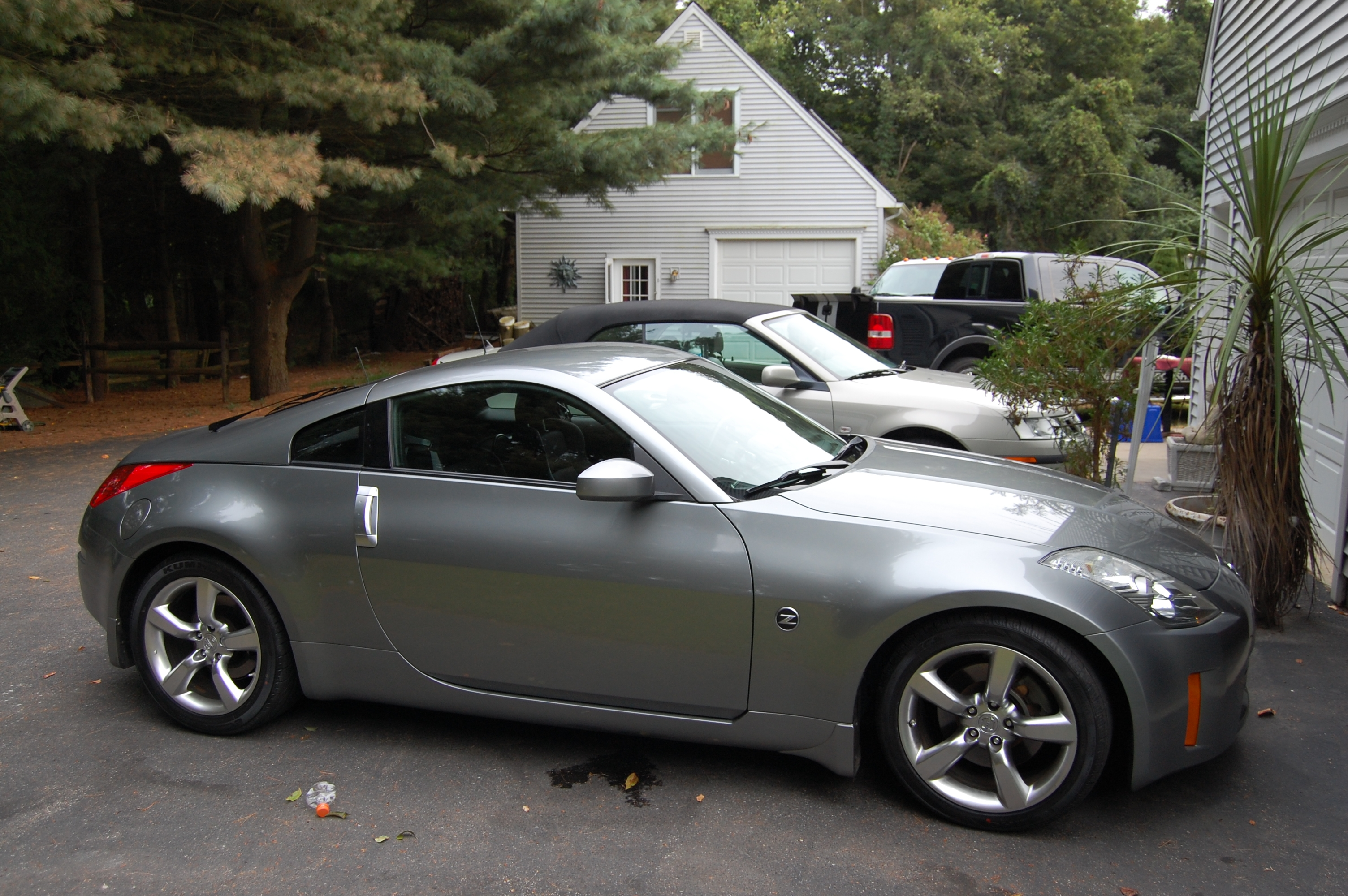 xrx zero 2006 nissan 350z specs photos modification info. Black Bedroom Furniture Sets. Home Design Ideas
