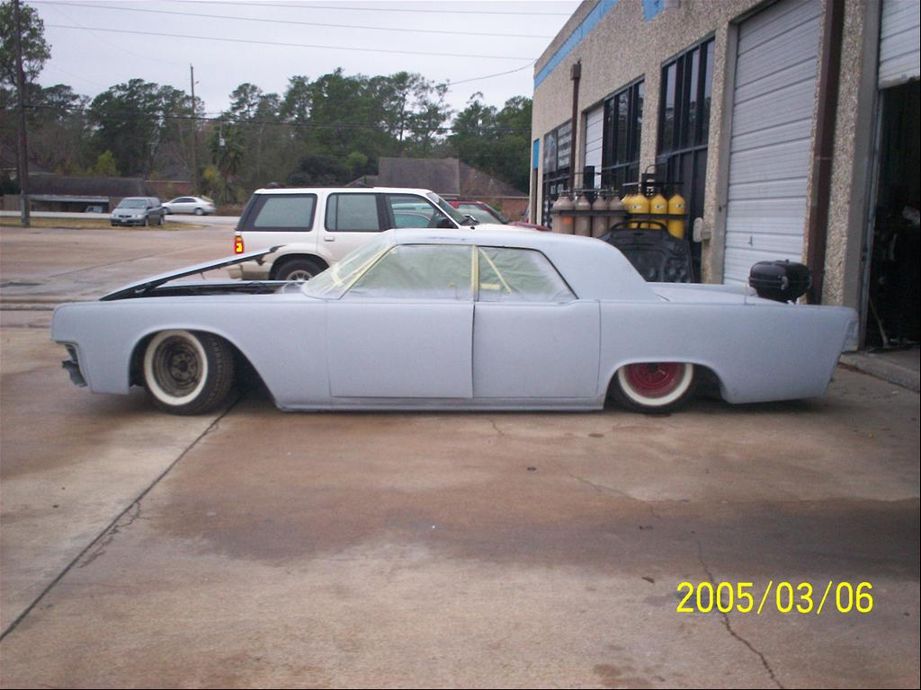 ATK FAB's 1962 Lincoln Continental