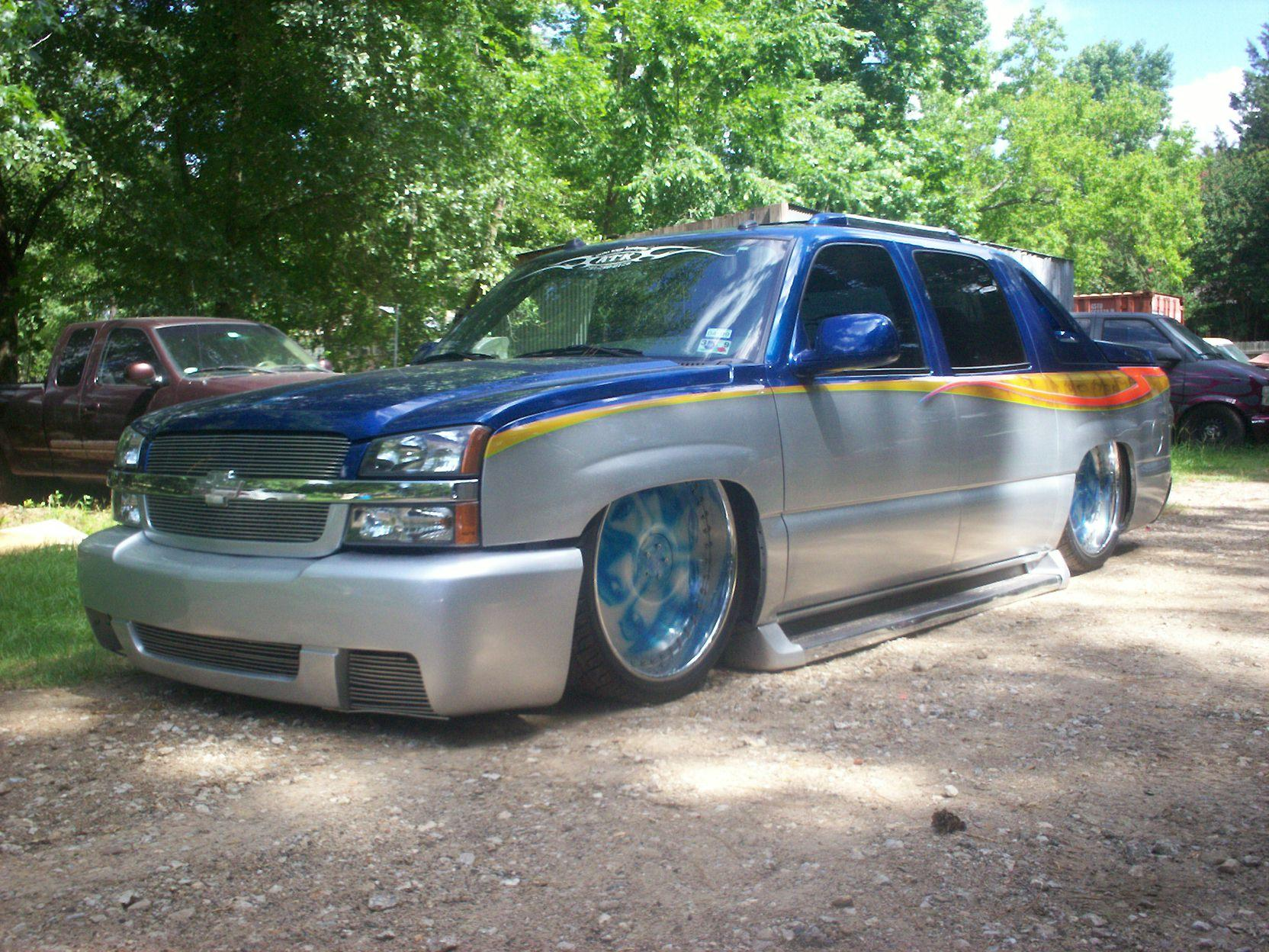 ATK FAB 2004 Chevrolet Avalanche Specs Photos Modification Info