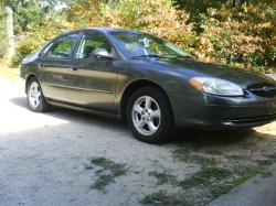 fordtruckbobs 2002 Ford Taurus