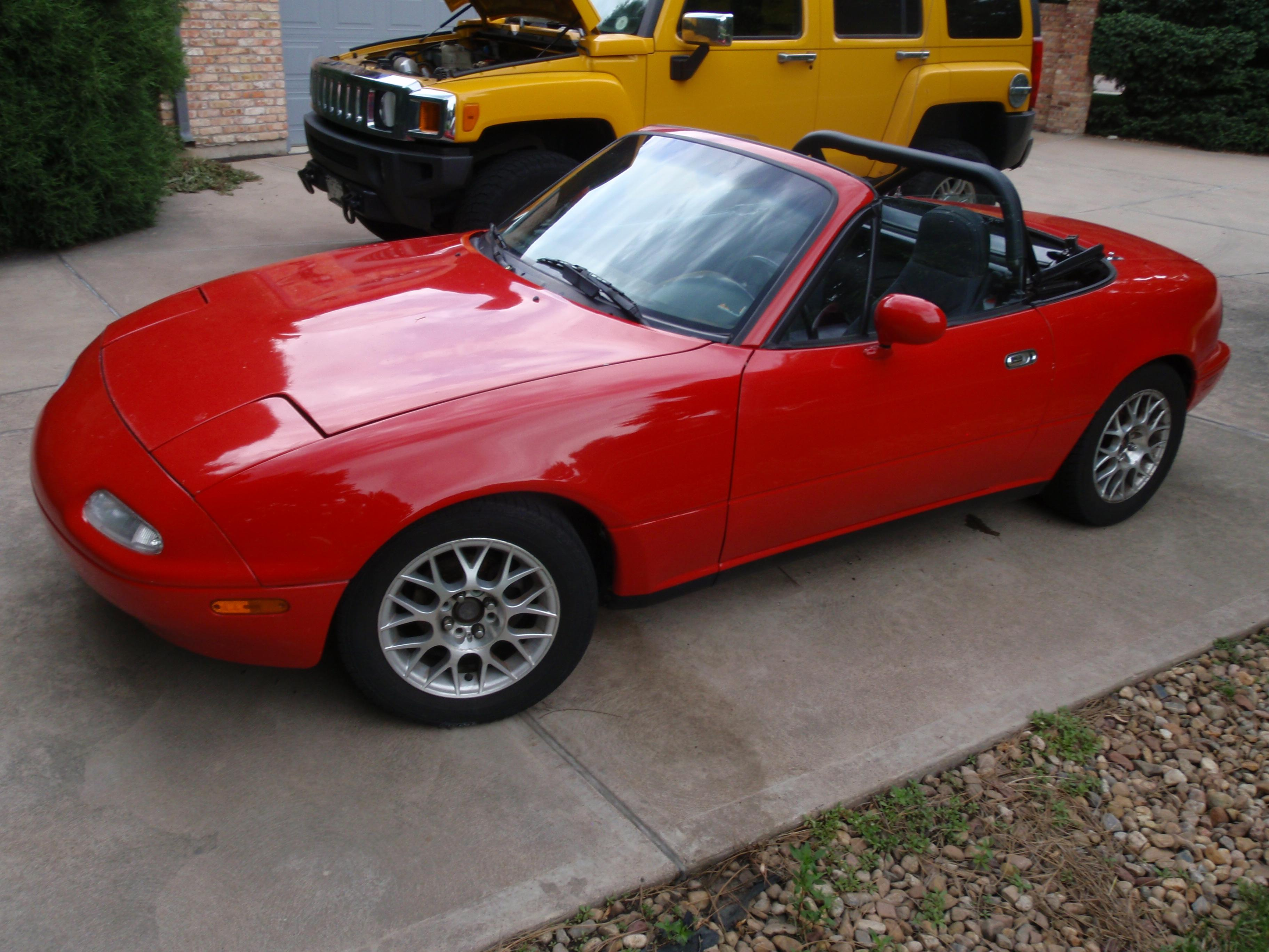 silicone_boy 1993 mazda miata mx-5 specs, photos, modification