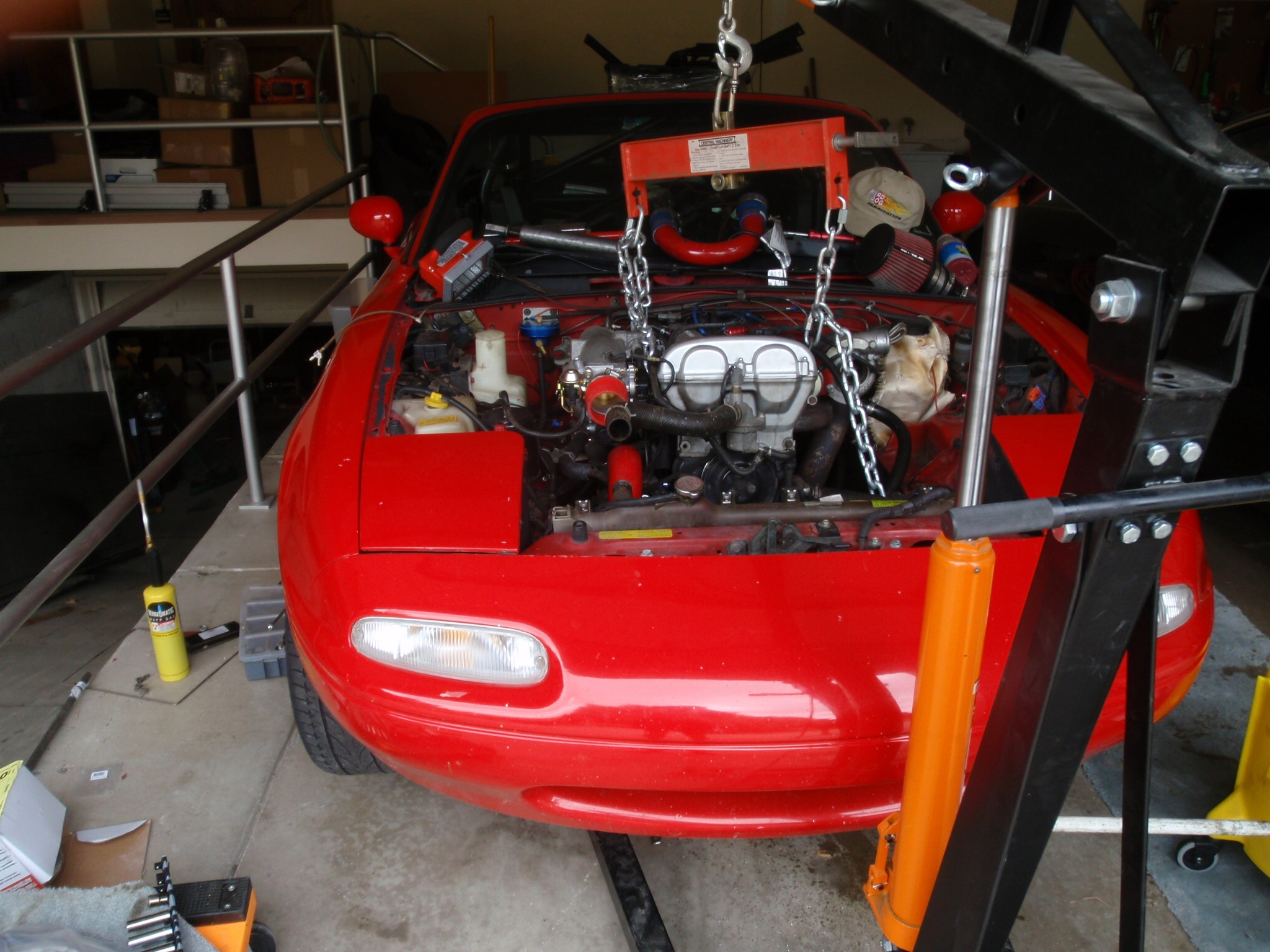 silicone_boy 1993 Mazda Miata MX-5 14212178