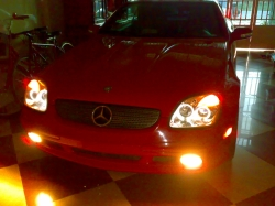 Monkol2xls 2004 Mercedes-Benz SLK-Class