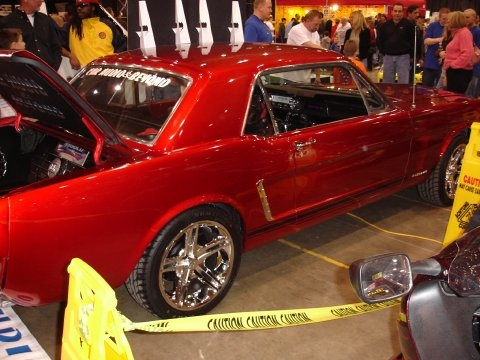 Another ThomasJF 1964 Ford Mustang post... - 14212663