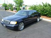 Twhit85s 1995 Mercedes-Benz S-Class