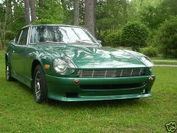 smooth_exs 1974 Datsun 260Z