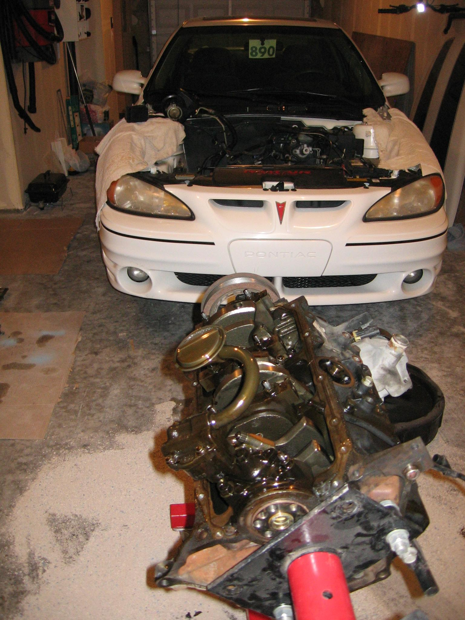 Another sparkyell 1999 Pontiac Grand Am post... - 14213618