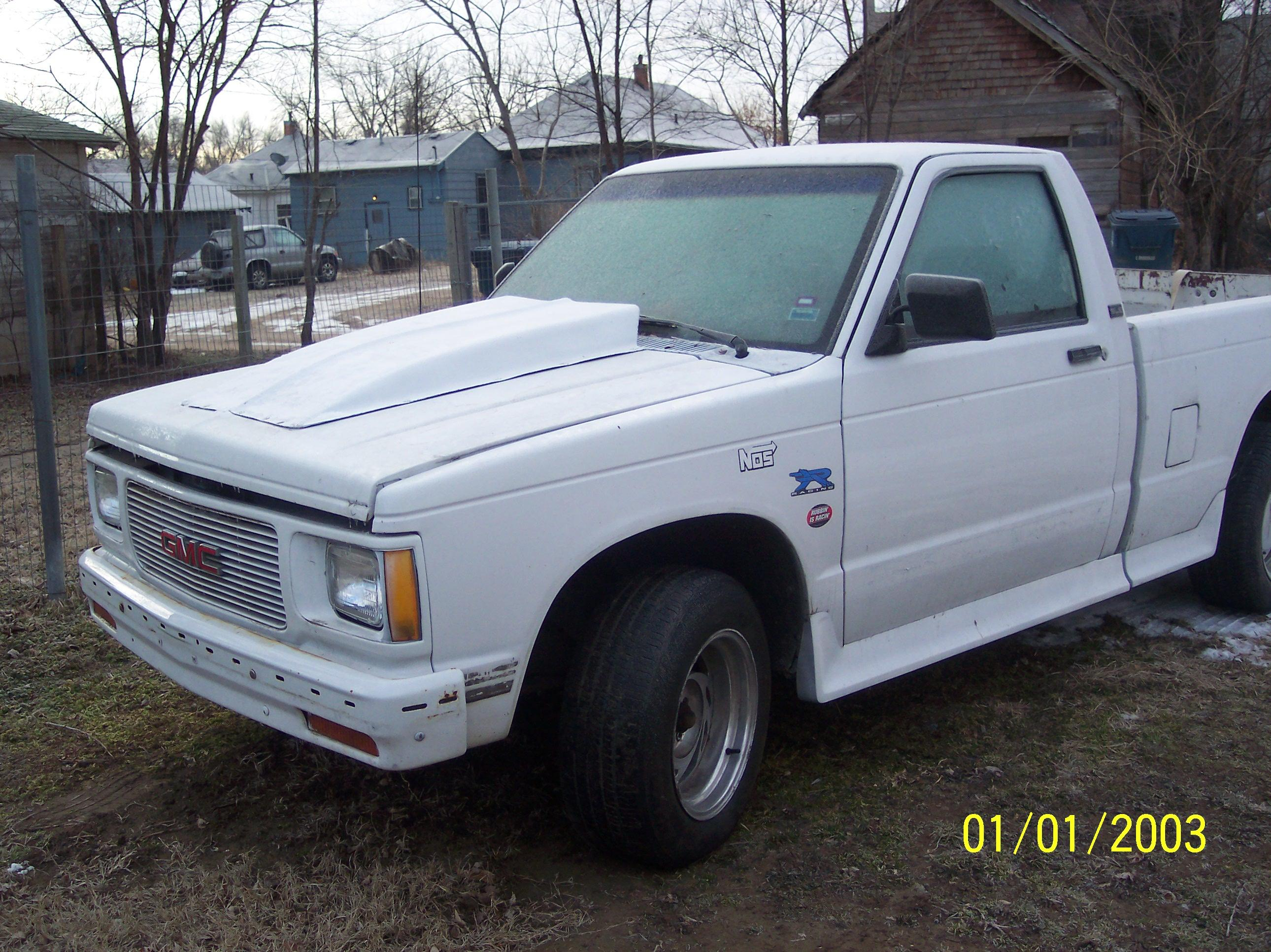 smok3-10 1992 Chevrolet S10 Regular Cab