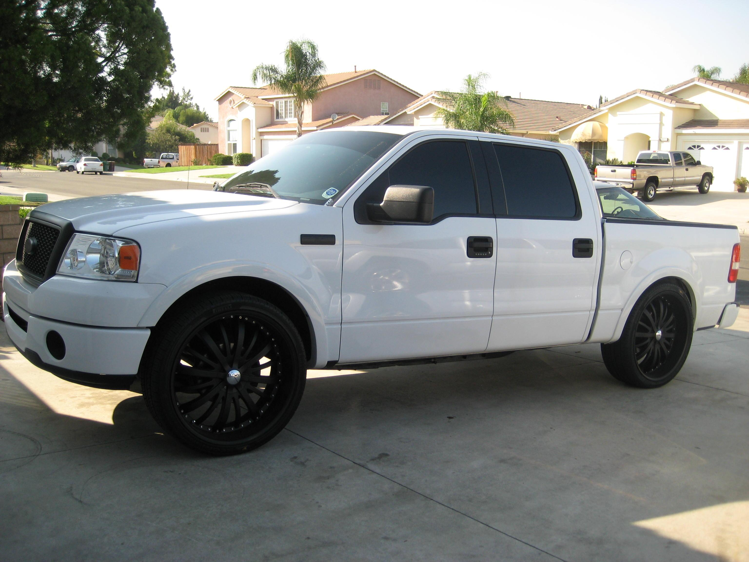 Yupster 2006 Ford F150 Regular Cab Specs Photos Modification Info