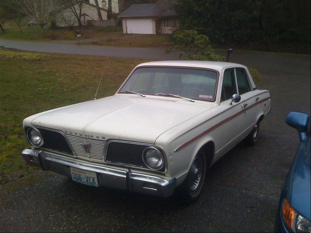 thomasehlers 1966 Plymouth Valiant
