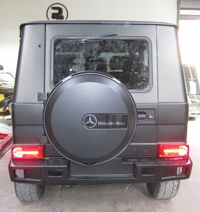 Another PMLIFESTYLE 2010 Mercedes-Benz G-Class post... - 14213531