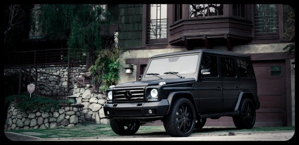 Another PMLIFESTYLE 2010 Mercedes-Benz G-Class post... - 14213558