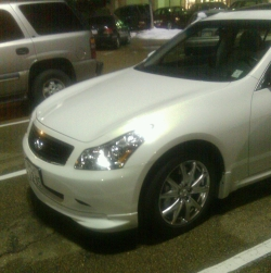 G37-TypeSs 2009 Infiniti G