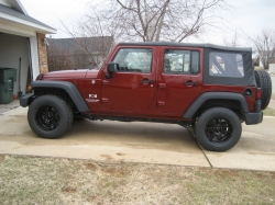 jgreevess 2009 Jeep Wrangler