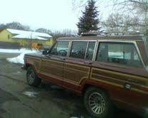 rabit2be 1991 Jeep Grand Wagoneer