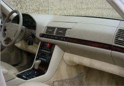 mercedesboys 1999 Mercedes-Benz S-Class