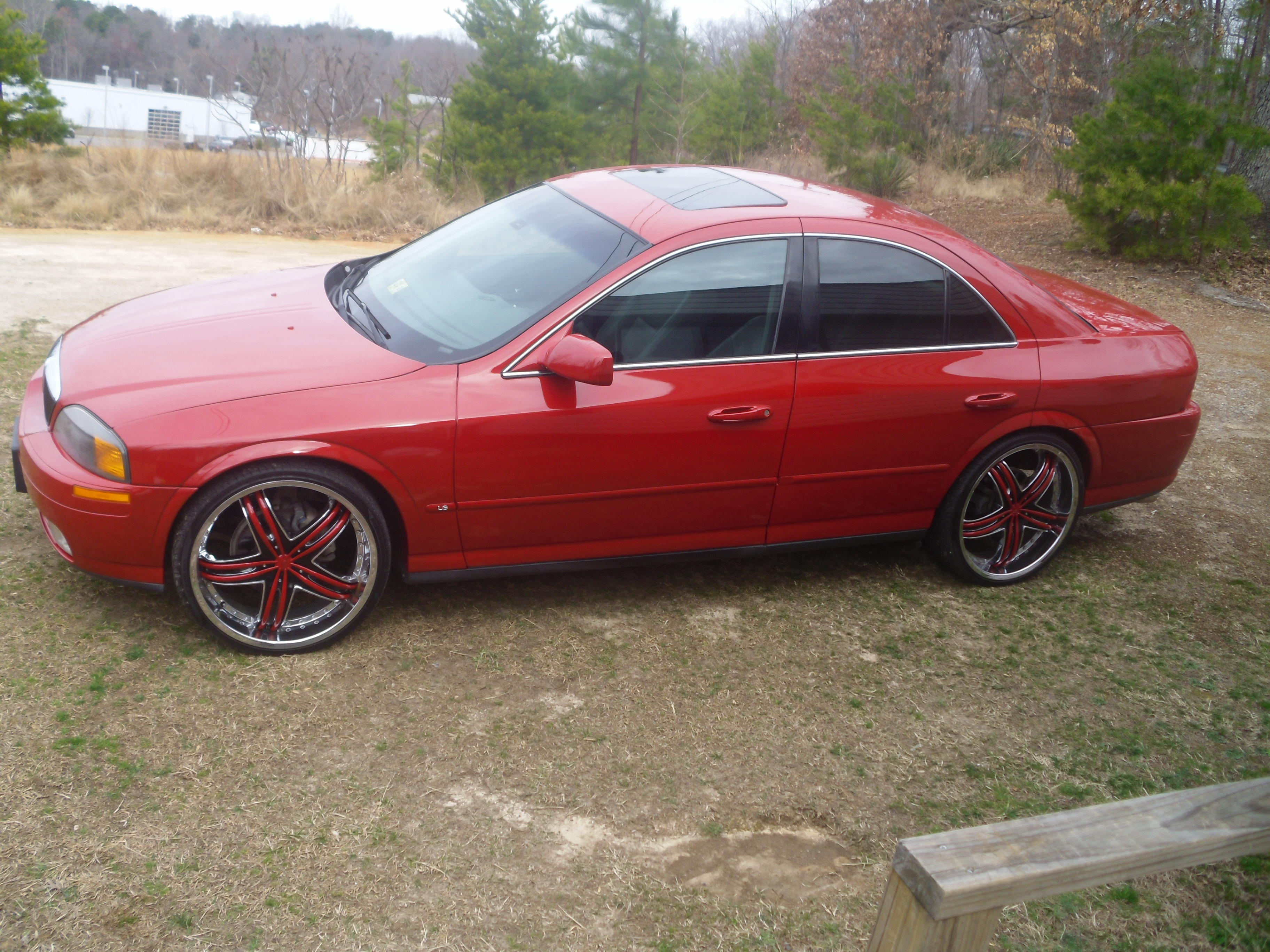 Another AlimoeJ32 2000 Lincoln LS post... - 14216074