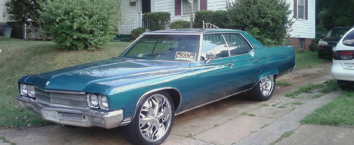 Another AlimoeJ32 1971 Buick Electra post... - 14216153