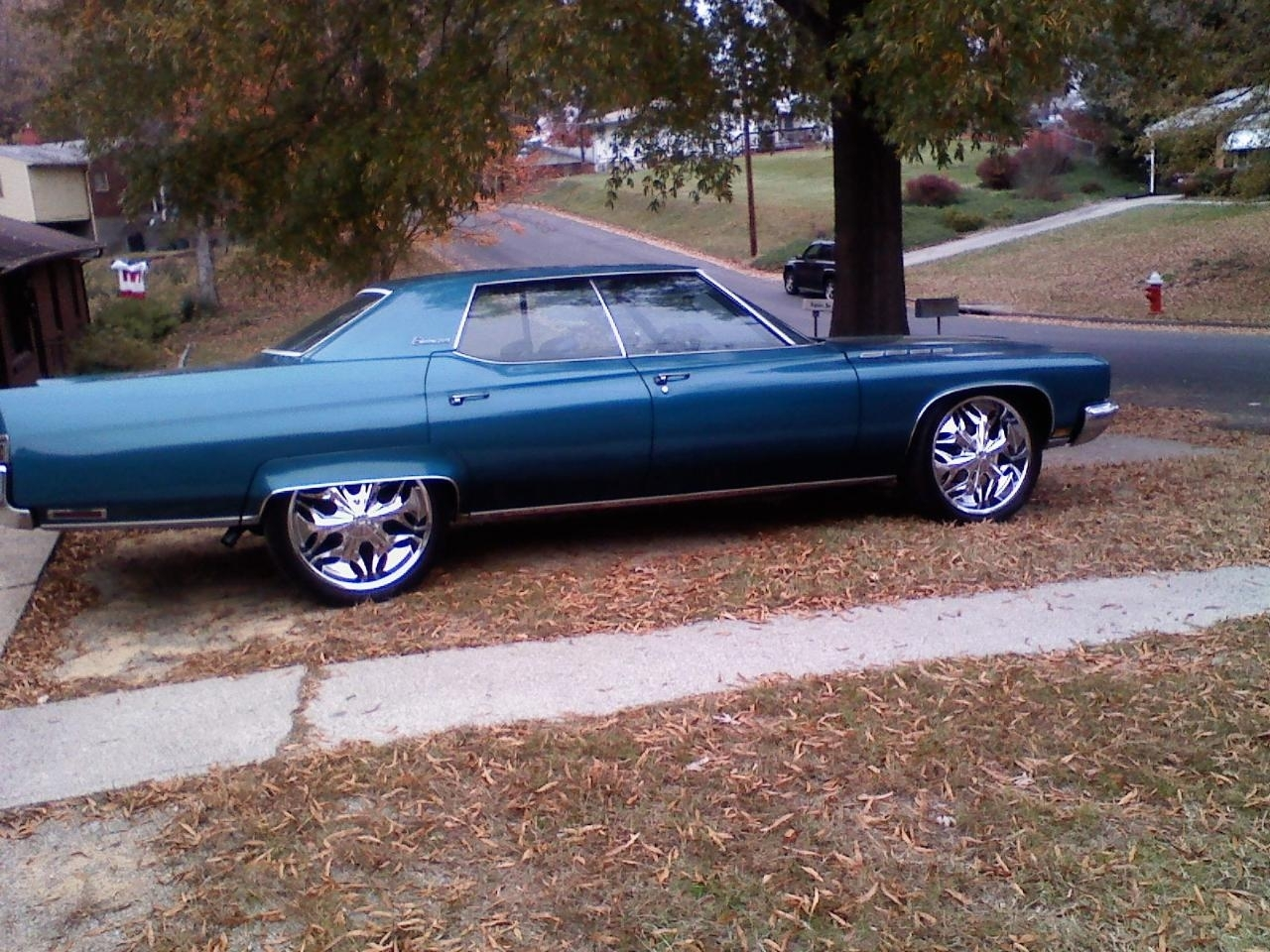 Another AlimoeJ32 1971 Buick Electra post... - 14216154