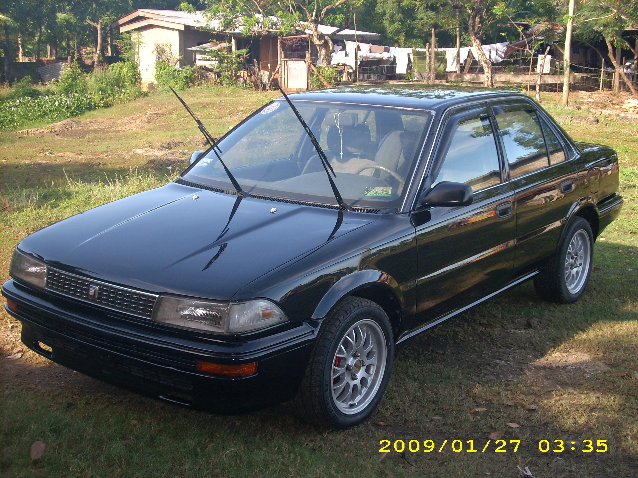 dumbodlork 1992 toyota corolla specs photos modification. Black Bedroom Furniture Sets. Home Design Ideas