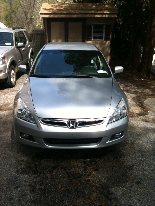 Jconnway 2007 Honda Accord Specs Photos Modification