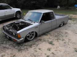 720kingkabs 1986 Nissan 720 Pick-Up