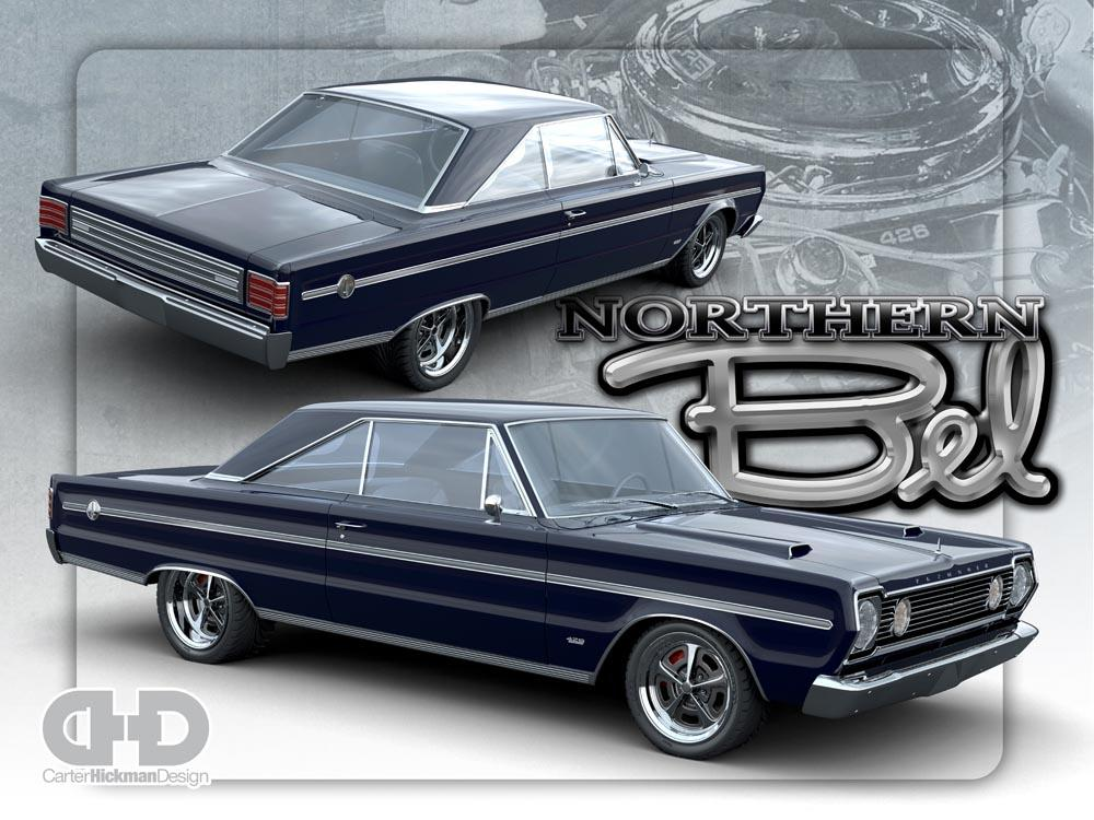 NorthernBel 1966 Plymouth Belvedere