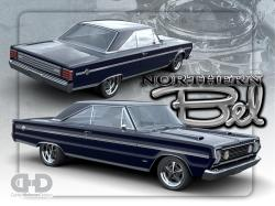 NorthernBels 1966 Plymouth Belvedere