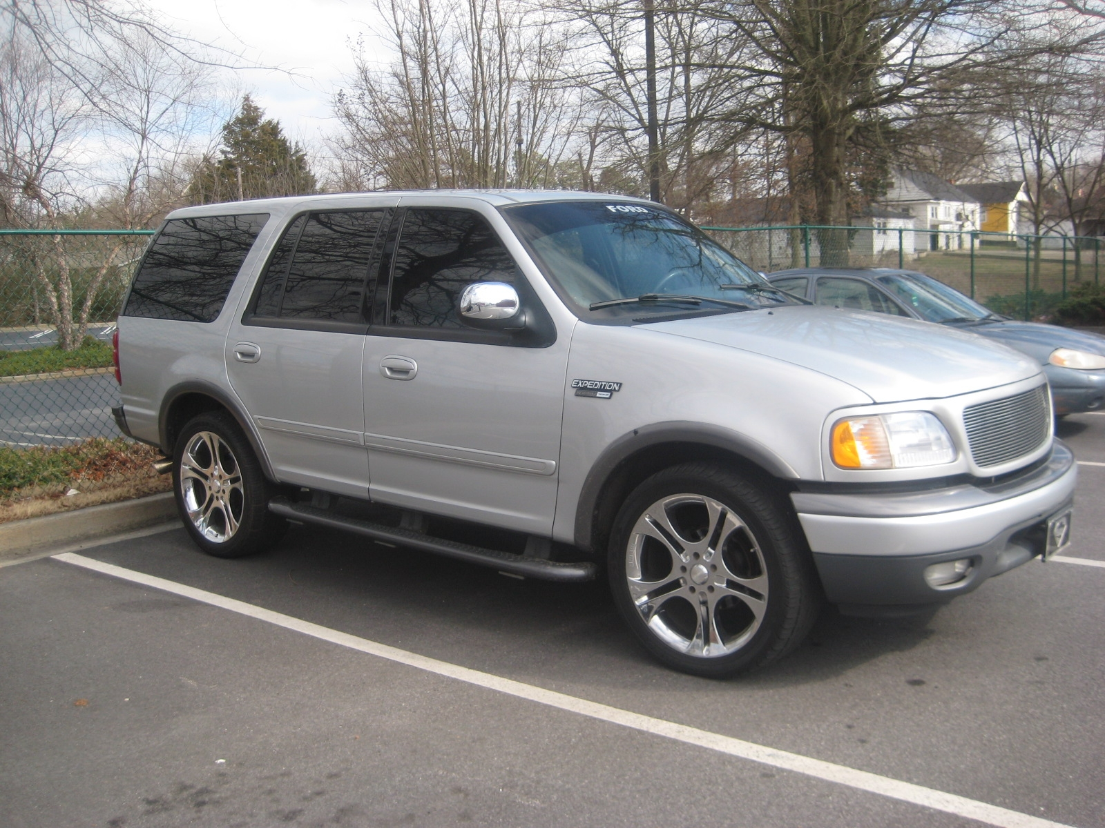 Another 4R3N4L 2002 Ford Expedition post... - 14217667