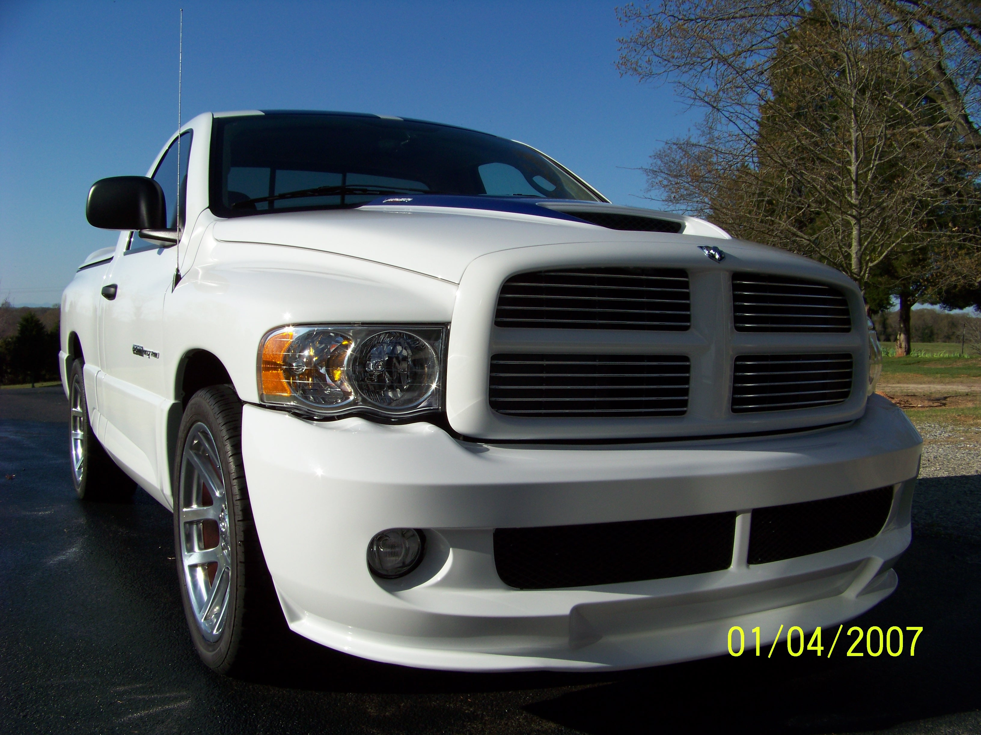 timsmach1 2005 dodge ram srt 10 specs photos modification info at cardomain. Black Bedroom Furniture Sets. Home Design Ideas