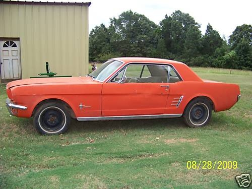 TimsMach1 1966 Ford Mustang 14217800