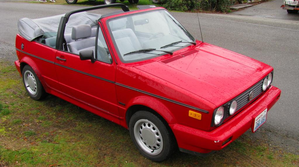 Alyssius 1990 Volkswagen Cabriolet Specs, Photos, Modification Info at CarDomain