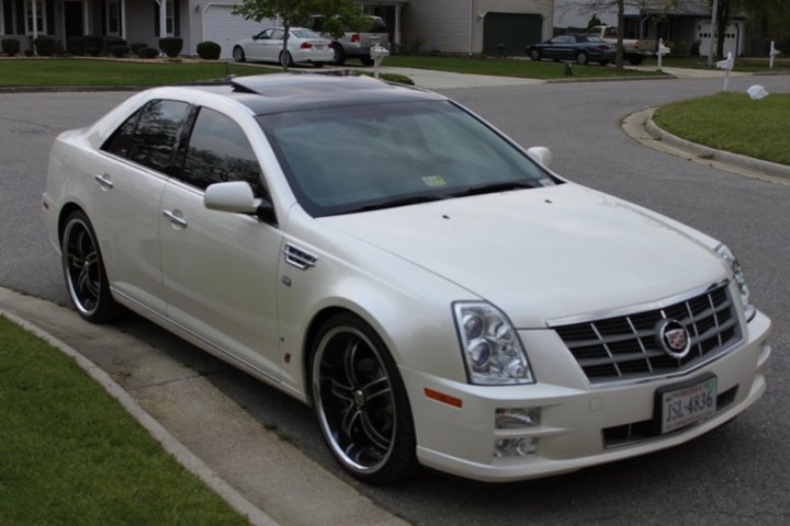 certifydg 2008 cadillac sts specs photos modification. Black Bedroom Furniture Sets. Home Design Ideas