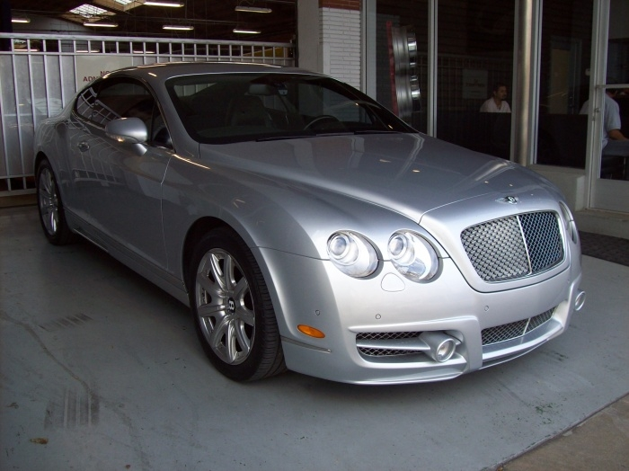 2010 Bentley Continental Gt Black. 2010 Bentley Continental GT