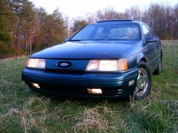 InterceptorLTSs 1992 Ford Taurus