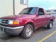 CarpeDemonRacings 1995 Ford Ranger Regular Cab