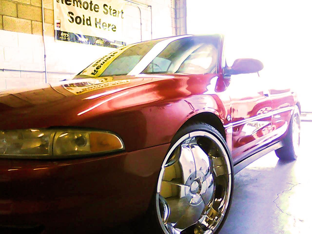 BossHogg38 1999 Oldsmobile Intrigue